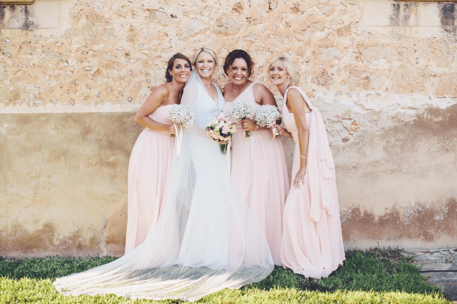 Mallorca wedding Violetta Minnick